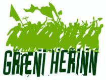 graeni-herinn-logo